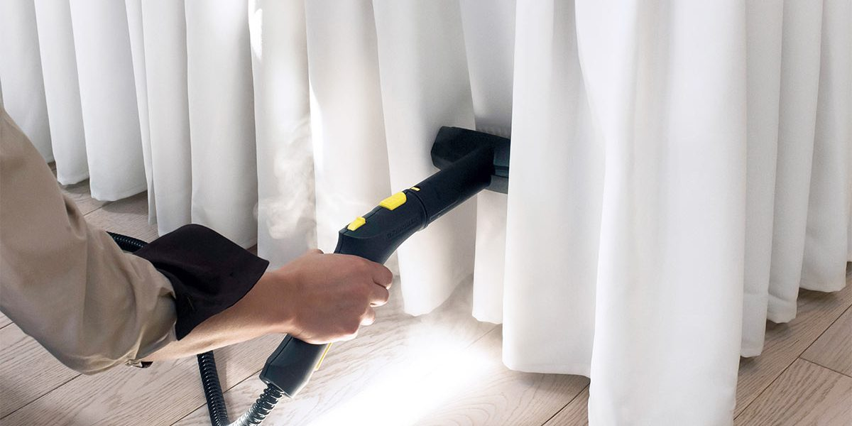 Curtain Cleaning in Dubai