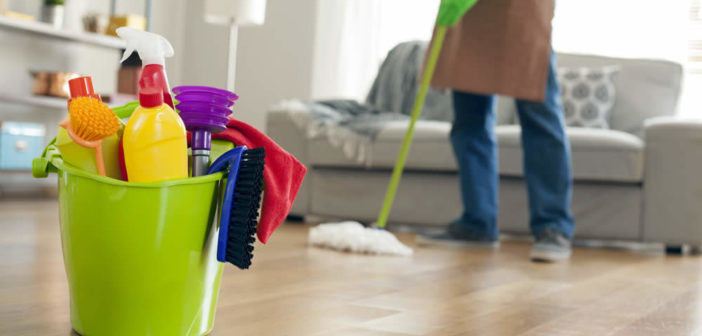 Home Cleaning in Dubai