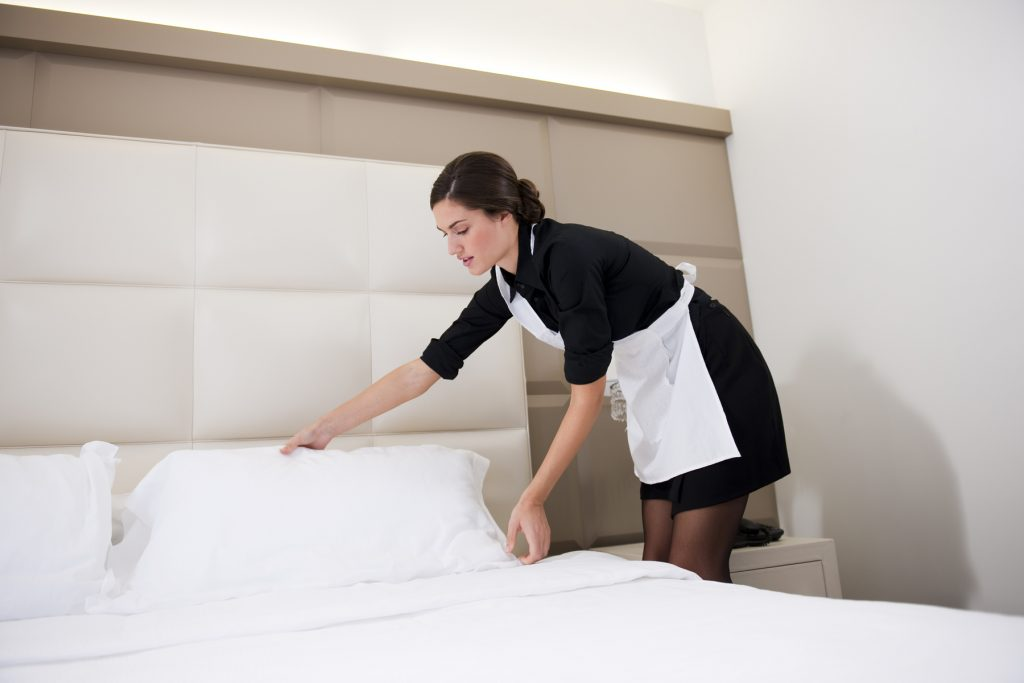 Hotel Cleaning in Dubai
