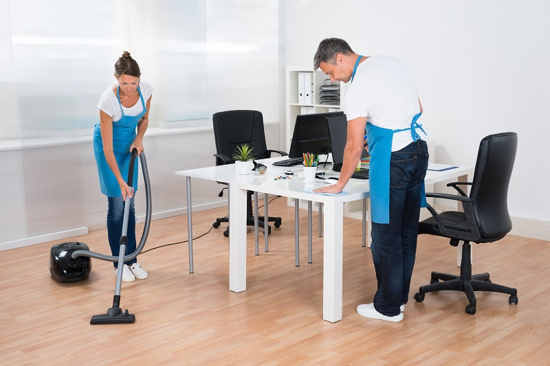 professional office cleaning service in dubai